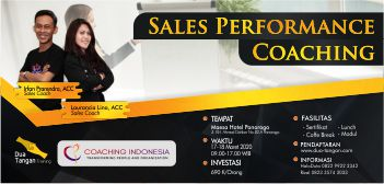 Sales Perfomance Coaching